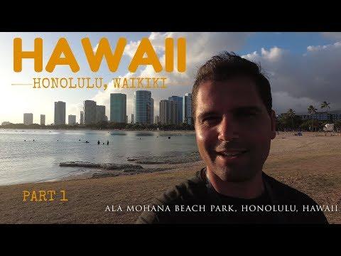 Hawaii Travel : Oahu, Honolulu, Waikiki and things to do  (Part 1) Traveldealhunters Vlog