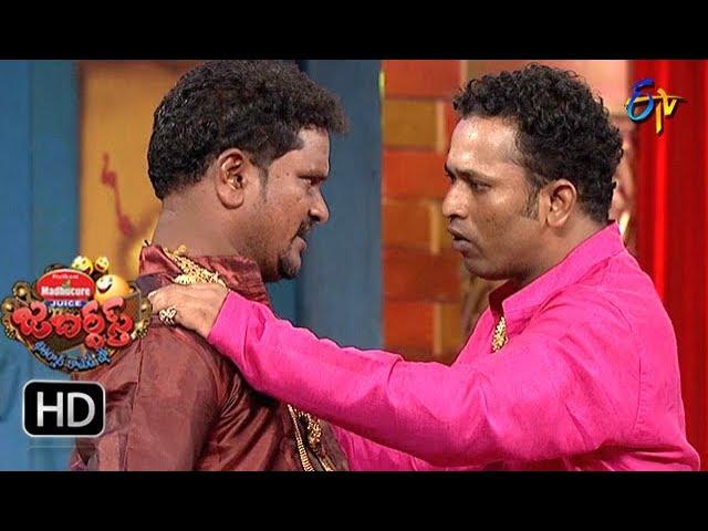 Kiraak RP Performance | Jabardasth |  30th August 2018 | ETV  Telugu