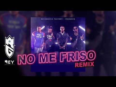 Ceky Viciny ❌ El Rey Guevara ❌ El Fecho ❌ Tivi Gunz - No Me Friso Remix (Audio Official)