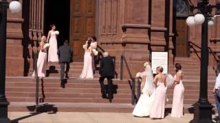 Ирландская свадьба в г Чарьстон Южная Каролина