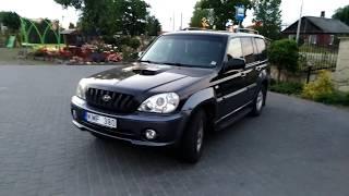 видео Запчасти для Hyundai Terracan (Хендай (Хундай) Терракан)