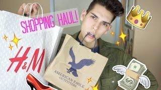 Forever 21, H, ZARA, ASOS  Men's Shopping Haul!