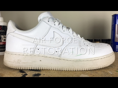 Air Force 1 Restoration