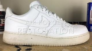 Air Force 1 Restoration