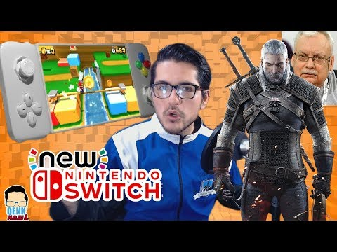 "¿Nuevo Switch para 2019? - Creador de ""The Witcher"" demanda a CD Project | QN thumbnail"