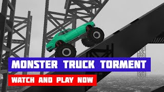 Monster Truck Torment · Game · Gameplay