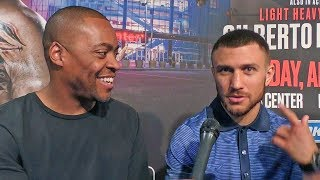 Gambar cover Vasyl Lomachenko COMPARES LEGACY vs Floyd Mayweather & Manny Pacquiao