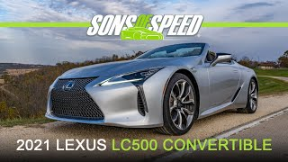 2021 LC500 Convertible - Best Bang For Your $100k?