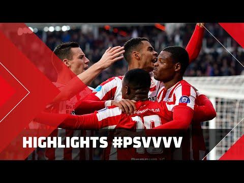 HIGHLIGHTS   PSV - VVV-Venlo