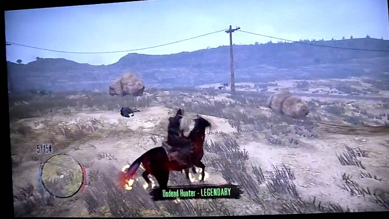 Where Is The Chupacabra In Red Dead Redemption Undead Nightmare: Red Dead Redemption Undead Nightmare: How To Find The
