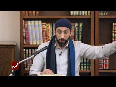 Open the Doors to Marriage - Khutbah by Nouman Ali Khan