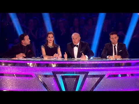 Best Bits: Semi-Final: Strictly Come Dancing 2016