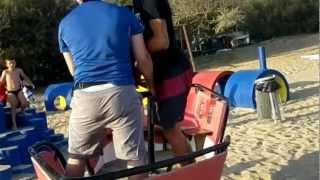 Caorle,bimbi al parco giochi.......ago,2012
