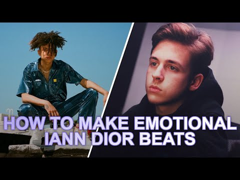 HOW TO MAKE EMOTIONAL IANN DIOR BEATS ( Iann Dior Tutorial 2019 ) thumbnail