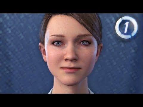 Detroit: Become Human - Part 1 - The Beginning