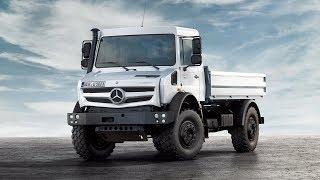 Mercedes G class и Mercedes Unimog – лучшие внедорожники 2019