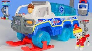 PAW PATROL: Patroller, Feuerwehrmann Marshall & Ryder Unboxing Video auf Deutsch
