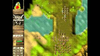 Knights & Merchants Gameplay