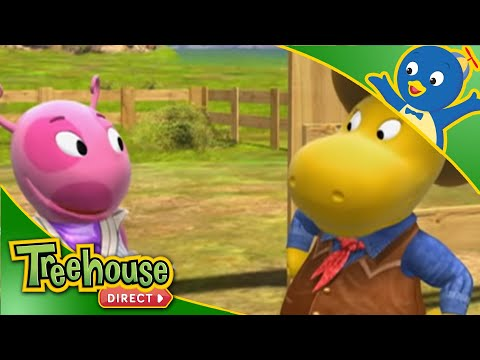 The Backyardigans: Ranch Hands from Outer Space - Ep.55