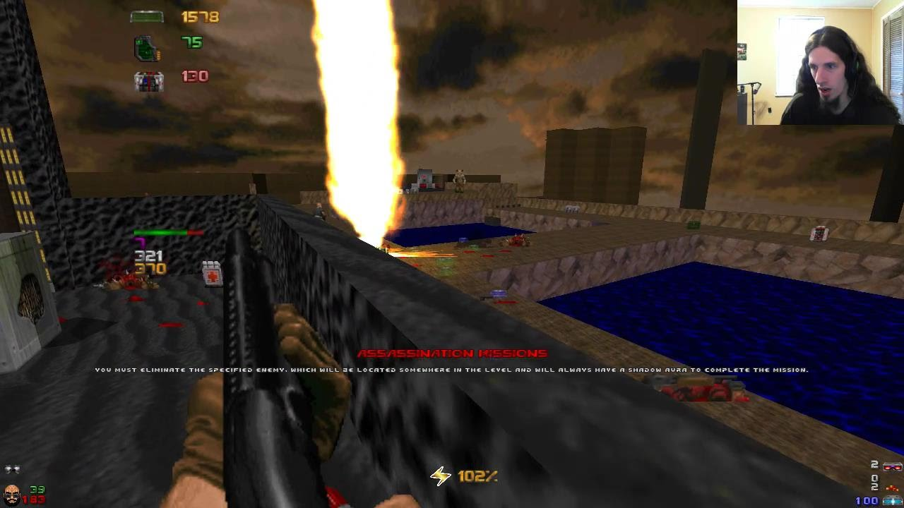 Got it working in GZDoom again - Doom RPG + RL Arsenal #2