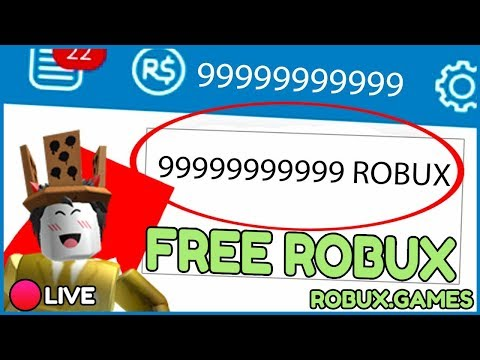 ROBLOX: Free ROBUX Giveaway - GET ALL THIS ROBUX NOW 🤑