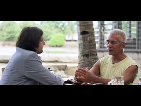 Ricky Kej - Interview with Anote Tong - GRAMMY® WINNER - President of Kiribati