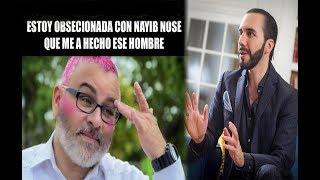 Mauricio Funes y su amor hacia Nayib Bukele