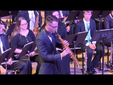 Mackey: Concerto for Soprano Sax and Wind Ensemble