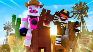 Funtime Freddy's Wild West Adventure! - Minecraft FNAF Roleplay