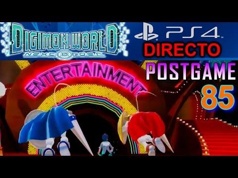 ESTAFADOS ... DIGIMON WORLD NEXT ORDER PARTE 85 ESPAÑOL PS4 en DIRECTO !!