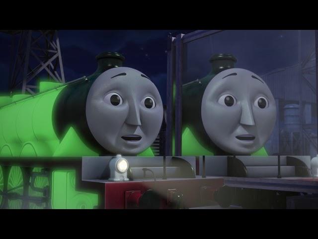 Henry in het Donker   Seizoen 20, Aflevering 20   Thomas de Stoomlocomotief