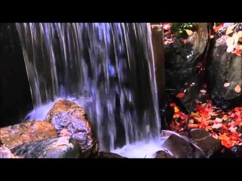 Waterfall - Meditation for stress reduction – 3 hours