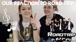 REACTING TO ROADTRIP FOR THE FIRST TIME