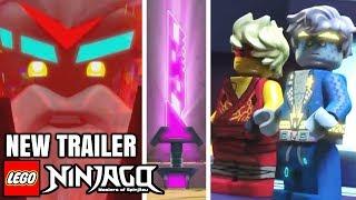 LEGO Ninjago Season 12 NEW Teaser Trailer Analysis! (EPIC Ninja Avatars + Dragons!)