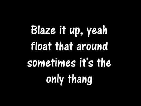 Movin' About My Ways (Lyrics)