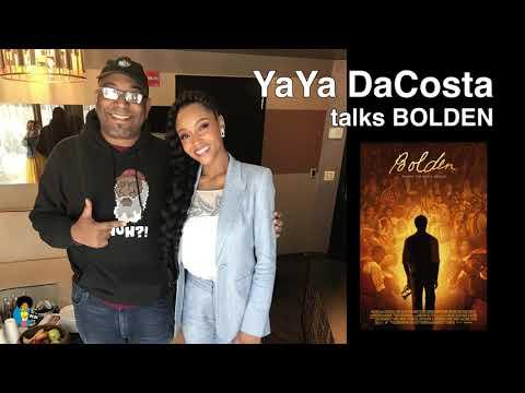 Yaya DaCosta - The Bolden Interview (Reelblack Podcast)