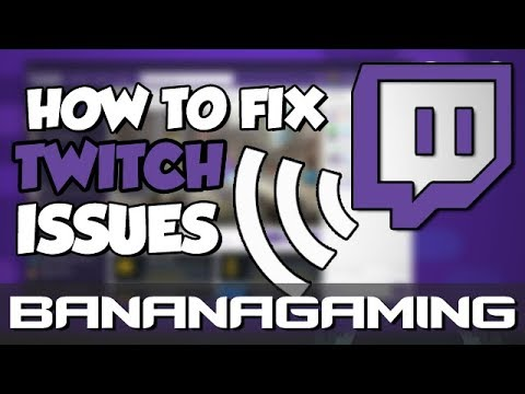 How to fix Twitch buffering, lag or stuttering issues
