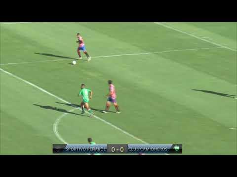 Federal B Final Ida - Empate 0 a 0 ante Sportivo Peñarol de San Juan