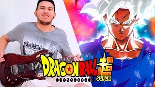 Dragon Ball Super Meets Guitar | All Openings And Endings Medley