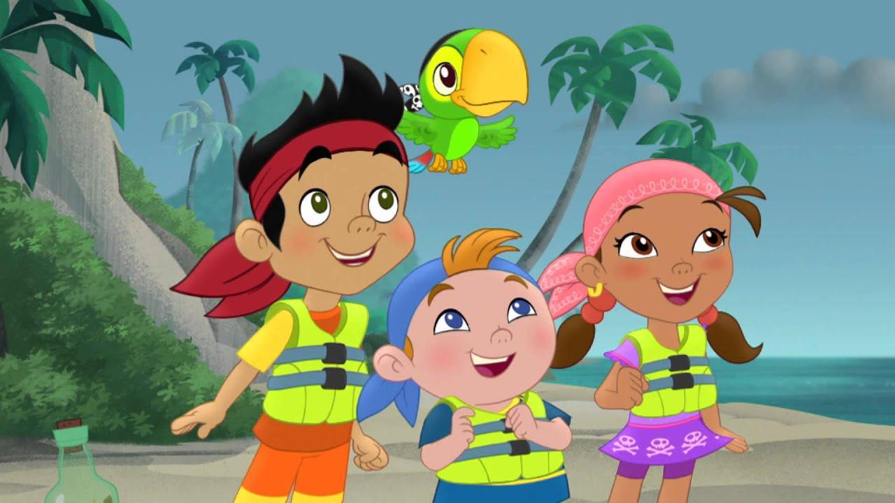 Decoraci n jake y los piratas de nunca jam s pictures to pin on - Excellent Disney Junior Espaa Jake Y Los Piratas De Nunca Jams Verano A La Vista Genio Pirata Youtube