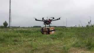 роботы-беспилотники дроны для перевозки грузов(, 2015-10-16T16:14:00.000Z)