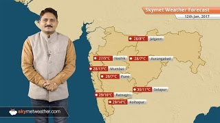 Weather Forecast for Maharashtra for Jan 12: Mumbai will record below normal minimums