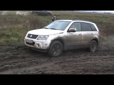 suzuki grand vitara 4x4 off road youtube. Black Bedroom Furniture Sets. Home Design Ideas