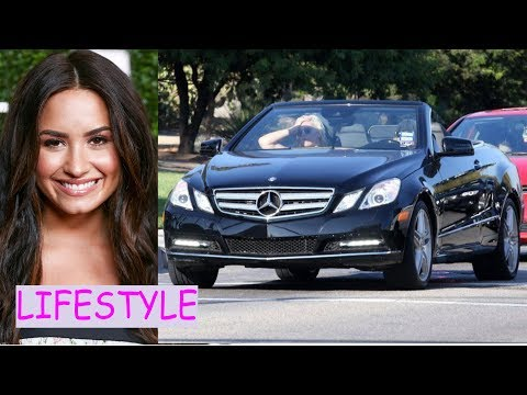 Demi lovato lifestyle (cars, house, net worth)