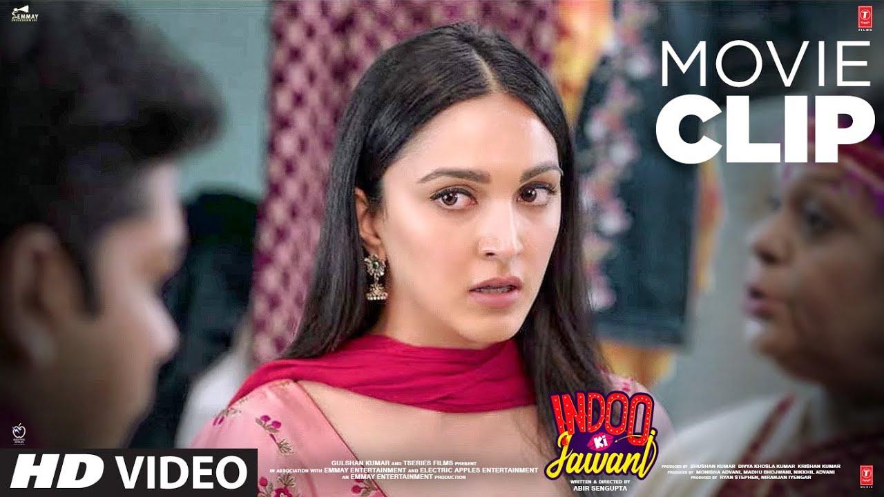 Sorry Bol Didi Ko | Indoo Ki Jawani | Movie Clip | Kiara Advani | Aditya Seal | T-Series