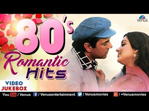 80's Romantic Hits - Evergreen Bollywood Video Songs | JUKEBOX | Best Hindi Songs Collection