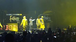 Future - Pt. 1 (Rent Money, Same Damn Time, Bugatti, Blasé & More) - Nobody Safe Tour (HD)