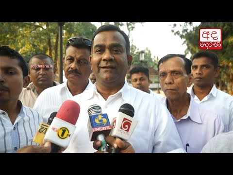 Govt. is responsible for the political instability that prevail in the country - Tissa