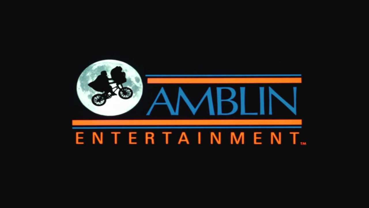 Amblin Entertainment Logo In 3 Stages Youtube