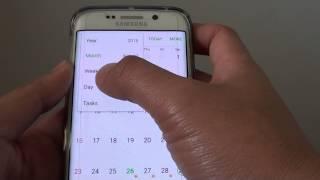 S Planner Samsung инструкция - фото 4